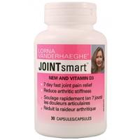 Lorna Vanderhaeghe JOINTsmart , 30 Capsules | NutriFarm.ca
