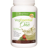 Progressive VegEssential Natural Chocolate, 840 g | NutriFarm.ca