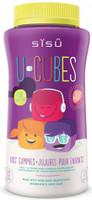 SISU U-Cubes Multivitamin, 120 gummies | NutriFarm.ca