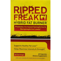 PharmaFreak Ripped Freak, 60 Capsules | NutriFarm.ca