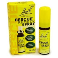 Bach Rescue Remedy Spray, 20 ml | NutriFarm.ca