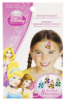 Disney Fever Sticker - Princesses, 8 stickers