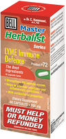 Bell Lyme Immune Defense 765 mg, 60 Capsules   NutriFarm.ca