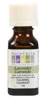 Aura Cacia Lavender Oil, 15 ml