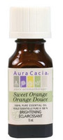 Aura Cacia Sweet Orange Oil, 15 ml