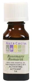 Aura Cacia Rosemary Oil, 15 ml | NutriFarm.ca