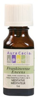 Aura Cacia Frankincense Oil, 15 ml | NutriFarm.ca