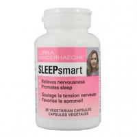 Lorna Vanderhaeghe Sleep Smart, 30 Veg Capsules | NutriFarm.ca