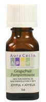 Aura Cacia Grapefruit Oil, 15 ml