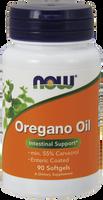 NOW Oregano Oil, 90 Softgels | NutriFarm.ca