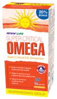 RENEW LIFE Norwegian Gold Super Critical Omega, 30 + 6 Free Capsules | NutriFarm.ca