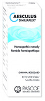PASCOE Aesculus Similiaplex, 50 ml | NutriFarm.ca