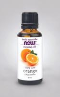 NOW Orange Oil, 30 ml | NutriFarm.ca