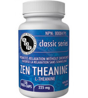 AOR Zen Theanine, 120 Vegetable Capsules | NutriFarm.ca