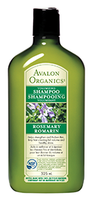 Avalon Organics Rosemary Volumizing Shampoo, 325 ml | NutriFarm.ca