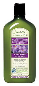 Avalon Organics Lavender Nourishing Conditioner, 325 ml | NutriFarm.ca