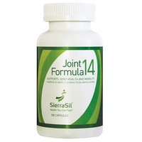 SierraSil Joint Formula14, 180 Capsules | NutriFarm.ca