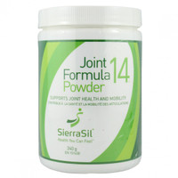 Sierrasil Joint Formula Powder, 240 g | NutriFarm.ca