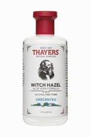 Thayer's Alcohol-Free Unscented Witch Hazel Toner, 355 ml | NutriFarm.ca