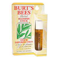 Burt's Bees Herbal Blemish Stick, 7.7 ml | NutriFarm.ca