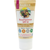 Badger Balms SPF 30 Sunscreen Cream (Unscented), 87 ml | NutriFarm.ca