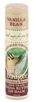 Badger Balms Cocoa Butter Lip Balm (Vanilla Bean), 7 g | NutriFarm.ca