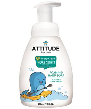 Attitude Little Ones Foaming Hand Soap Pear Nectar, 295 ml | NutriFarm.ca