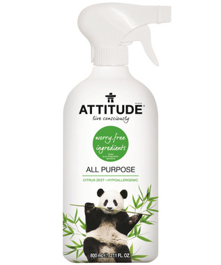 Attitude All Purpose Cleaner, 800 ml | NutriFarm.ca