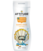 Attitude Little Ones Bubble Bath, 355 ml | NutriFarm.ca
