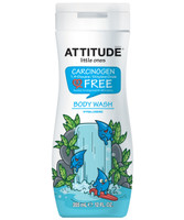 Attitude Little Ones Body Wash, 355 ml | NutriFarm.ca