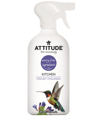 Attitude Kitchen Cleaner, 800 ml | NutriFarm.ca