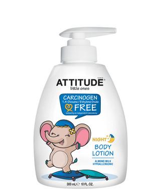 Attitude Little Ones Night Body Lotion Almond Milk, 300 ml | NutriFarm.ca