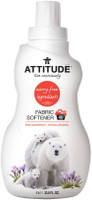 Attitude Fabric Softener Pink Grapefruit, 1 L | NutriFarm.ca