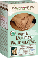 Earth Mama Mama's Morning Tea, 16 bags | NutriFarm.ca