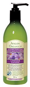 Avalon Organics Lavender Hand Soap, 355 ml | NutriFarm.ca