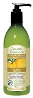 Avalon Organics Lemon Hand Soap, 355 ml   NutriFarm.ca