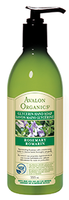 Avalon Organics Rosemary Glycerin Hand Soap, 355 ml | NutriFarm.ca