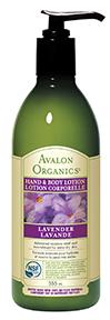 Avalon Organics Lavender Hand & Body Lotion, 355 ml | NutriFarm.ca