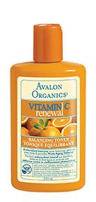 Avalon Organics Balancing Facial Toner, 250 ml | NutriFarm.ca