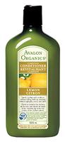Avalon Organics Clarifying Lemon Conditioner, 325 ml | NutriFarm.ca
