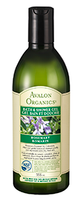Avalon Organics Rosemary Bath & Shower Gel, 355 ml | NutriFarm.ca