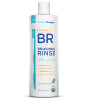 Essential Oxygen Organic Brushing Rinse, 473 ml | NutriFarm.ca