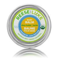 Reese and Luke Shea butter Baby Balm Unscented, 40 ml | NutriFarm.ca