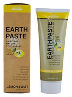 Redmond Earthpaste Lemon Twist for kids, 113 g | NutriFarm.ca