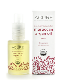 ACURE Argan Oil Rose, 30 ml | NutriFarm.ca