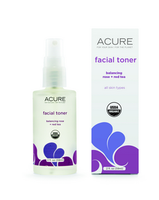 ACURE Facial Toner Rose and Red Tea, 59 ml | NutriFarm.ca