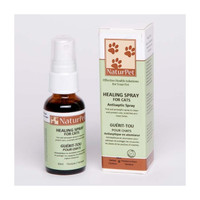 NaturPet Healing Spray for Cats, 30 ml | NutriFarm.ca