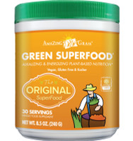 Amazing Grass Green Superfood (Original), 240 g | NutriFarm.ca