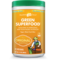 Amazing Grass Green Superfood (Original), 480 g | NutriFarm.ca