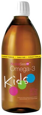 Ascenta NutraSea Kids (Bubblegum), 500 ml | NutriFarm.ca